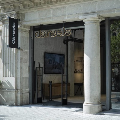 Welcome to the new Dareels Store in Barcelona - Av. Diagonal, 484. Meet our sustainable furniture and natural fabrics. Come to visit us and discover the details of every product 🖤  Te damos la bienvenida a la nueva tienda de Dareels en Barcelona - Av. Diagonal, 484. Conoce nuestros muebles sostenibles y tejidos naturales. Ven a visitarnos para descubrir los detalles de cada producto 🖤  #dareels #dareelsstore #barcelona #sustainablefurniture