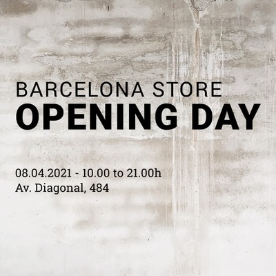 2 DAYS LEFT. We are sooo happy to invite you to visit our new store. We open this Thursday at 10am on Av. Diagonal, 484 🎆 see you there!   FALTAN 2 DÍAS. Estamos muuy contentos de invitaros a venir a nuestra nueva tienda. Abrimos este jueves a partir de las 10.00h en Avda. Diagonal, 484 🎇 ¡nos vemos ahí!   #dareels #dareelsdesign #sustainablefurniture #barcelona #barcelonastore #nextopening #welcome